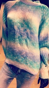 Rainbow Sweater 9855